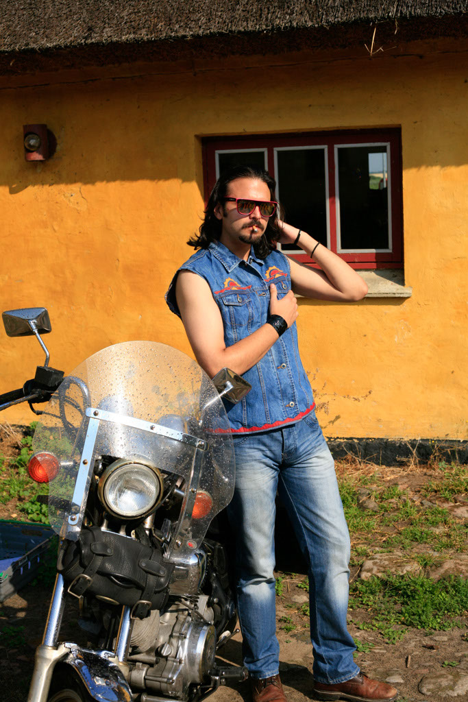 larp jall bike