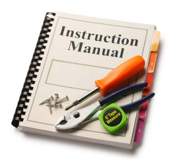 instruction-manual larp