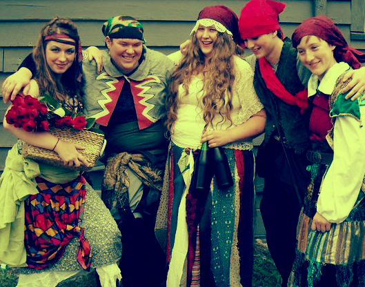 croatian larp group