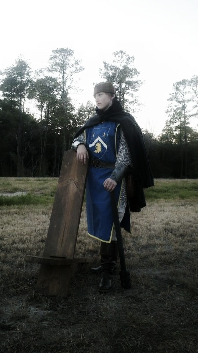 croatian larp knight