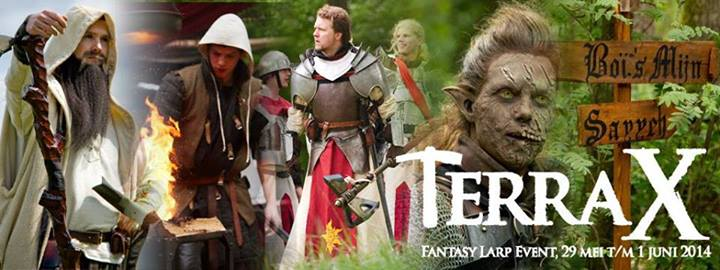 dutch larp terrax