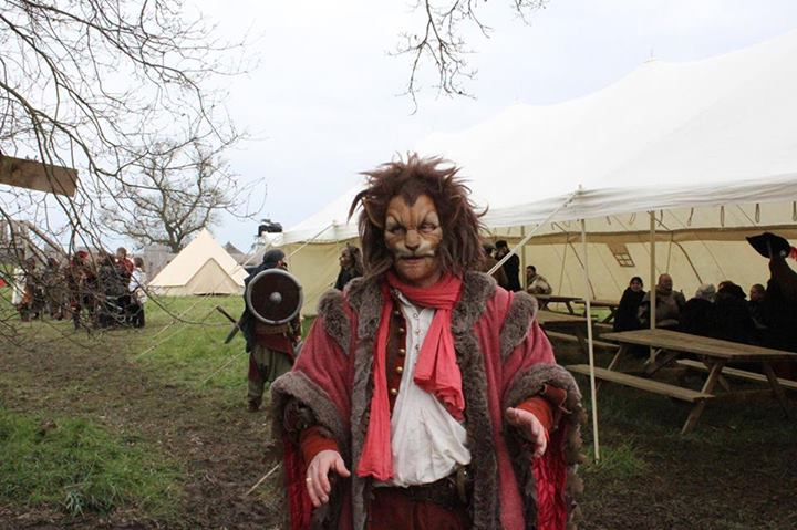 french mask larp