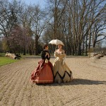 The frenchstyle romanesque larp
